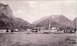 Skyline lecchese, 1920