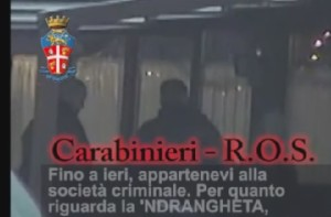 NDRANGHETA VIDEO