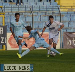 Niccolò Pupeschi Calcio Lecco Azione 01