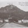 Ponte Azzone Visconti veduta del Monte Barro, Malgrate, 1917