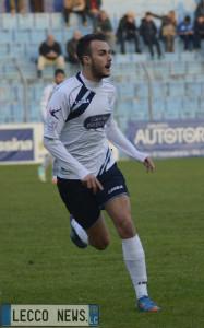 Simone Putignano Calcio Lecco