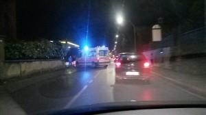 incidente moto maggianico (1)