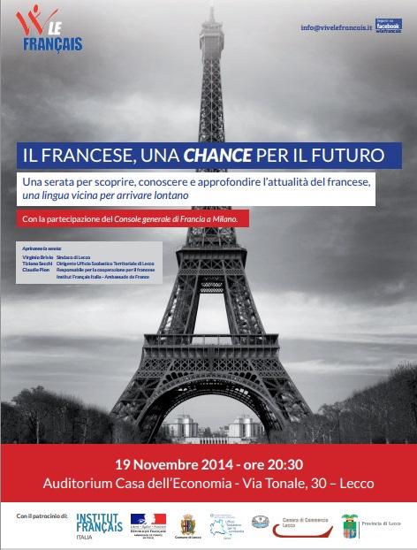 locandina francesce chance futuro