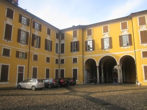 museo palazzo belgiojoso interno