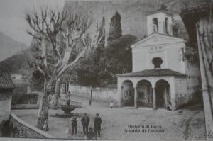 Chiesa di San Carlo, a Rancio, in Località Castione, 1913