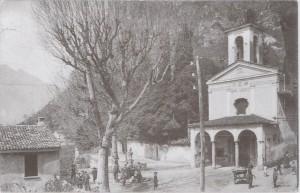 Chiesa di San Carlo, a Rancio, in Località Castione, 1915
