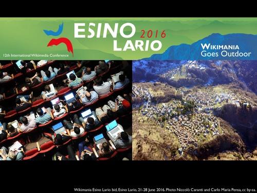 Esino Lario Wikimania