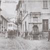 Incrocio tra via dei Partigiani e via Agliati, San Giovanni, 1909