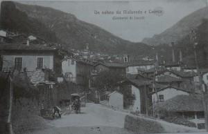 Veduta panoramica di Malavedo, 1910.