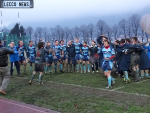 rugby lecco parabiago (49) squadra