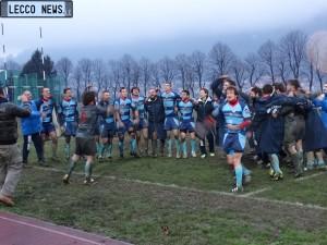 rugby lecco parabiago (49) squadra