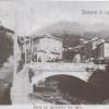 Ponte sul Gerenzone alla Gera, Rancio, 1901