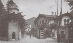 Incrocio della Torretta, Maggianico, 1921, Prospettiva A
