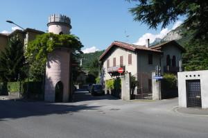 Incrocio della Torretta, Maggianico, 2014, Prospettiva A