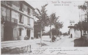 Incrocio della Torretta, Maggianico, 1902, Prospettiva C