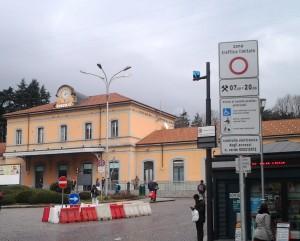 ZTL lecco stazione piazza lega