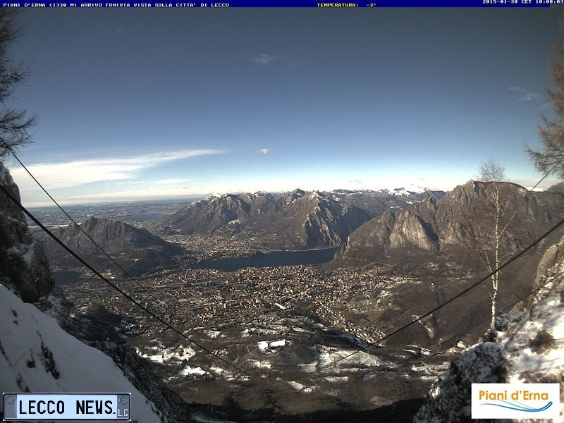 erna webcam lecco