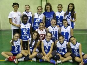 olginate volley under 14
