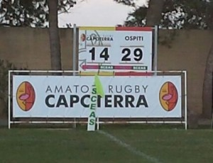 rugby lecco capoterra tabellone