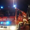 vigili fuoco 4 notte