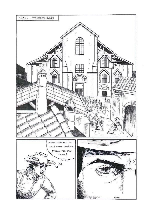 manzoni disegni scuole museilecco FilippoMolinari