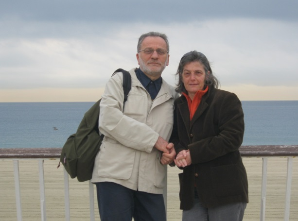 Luigi Magni e Michela COE