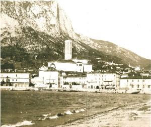 Porto Garibaldi, Lecco, 1890