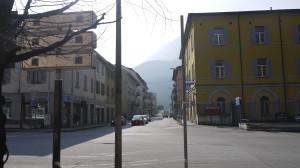 Via Leonardo da Vinci e Questura, Lecco, 2015