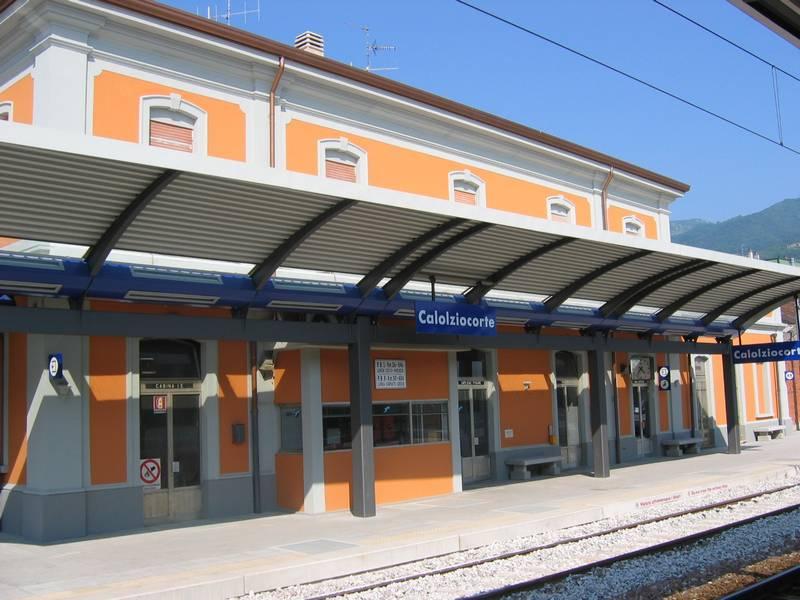 Stazione FS - Calolziocorte (LC)