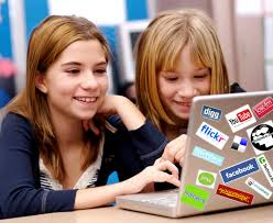 bambini internet