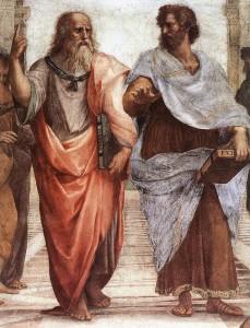 platone aristotele - raffaello
