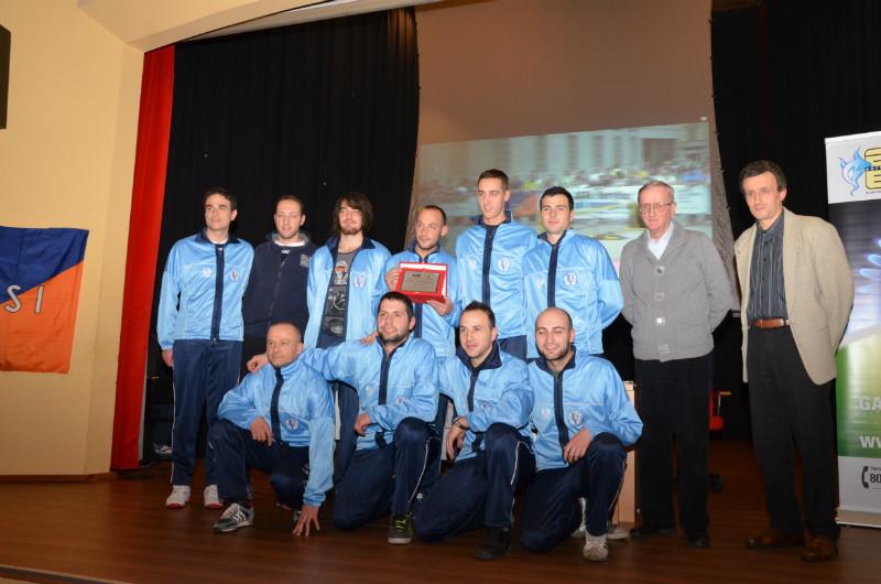 La Valsassinese campione nazionale calcio a 5