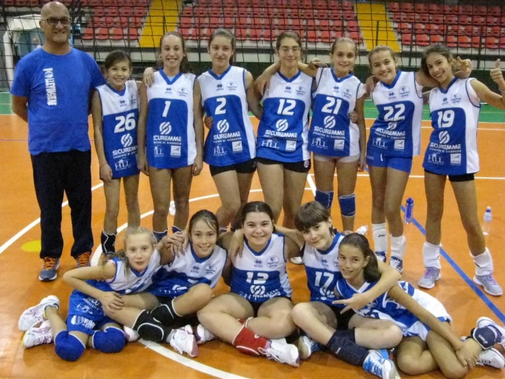 volley olginate under 13