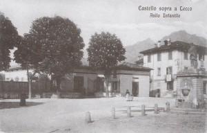 Asilo infantile, Castello, 1919
