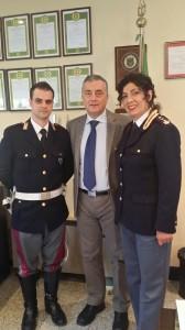 Andrea Giannini agente polizia di stato