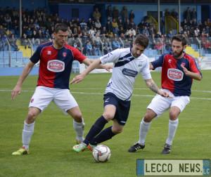 Calcio Lecco Castiglione Azione 01