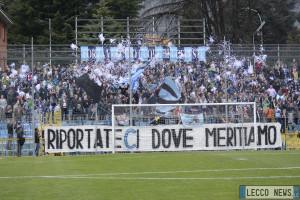 Calcio Lecco Curva