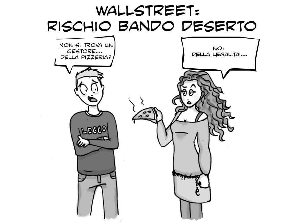 VIGNETTA wallstreet