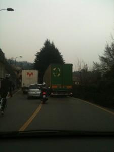 camion panne corso bergamo vercurago 3