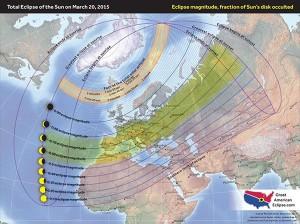 eclissi solare marzo 2015