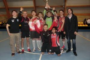 floorball mt marenzo 1° Classificato Varese
