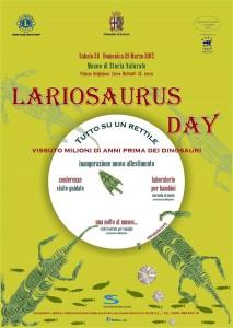 lariosaurus day loc 1