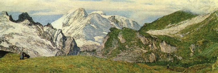 montagna segantini