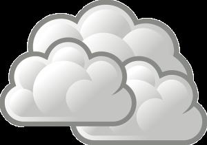 nuvole meteo logo