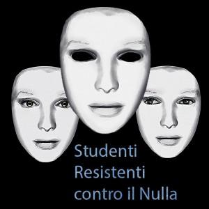 studenti resistenti contro il nulla