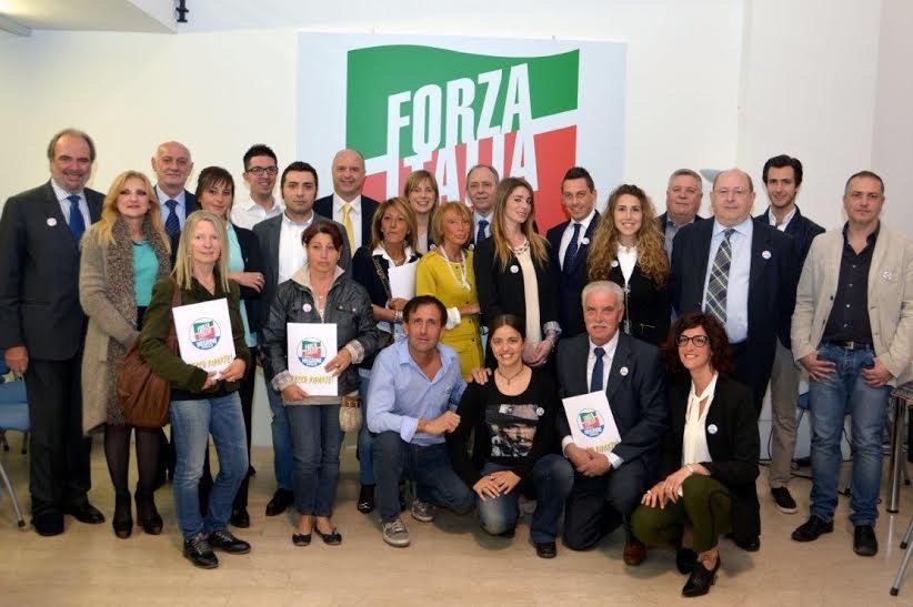 Forza italia brambilla vincolo di mandato per i nostri for Onorevoli di forza italia
