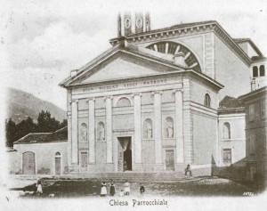 Basilica di San Nicolò, Lecco, 1900