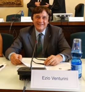 Ezio Venturini assessore 2