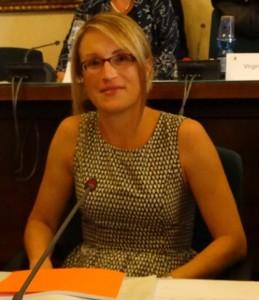 Gaia Bolognini assessore 2