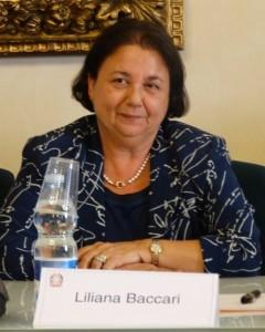 Liliana Baccari prefetto